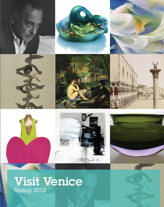 Free download our Magazine VISIT VENICE Spring 2013. Inside: all cultural events, like wonderful exhibition at Doge's Palace about Manet or folkloristic like Festa of Sensa,  taking place in Venice Italy between March and June 2013.    You can download our Magazine on Issuu.com (click the on the preview) website or on our portal here. http://en.venezia.net/magazine-visit-venice-spring-2013.html