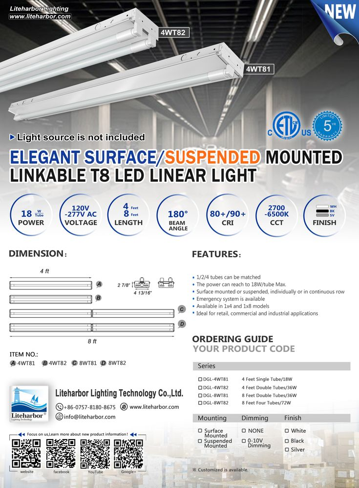 Liteharbor Elegant T8 LED Linear Light Sample Contact: sylvia@liteharbor.com http://www.liteharbor.com/ #Liteharbor #LED #Lighting #CommercialLightingFactory #ChinaFactory #ChinaSupplier #FactoryCustom #Sample #LinearLight