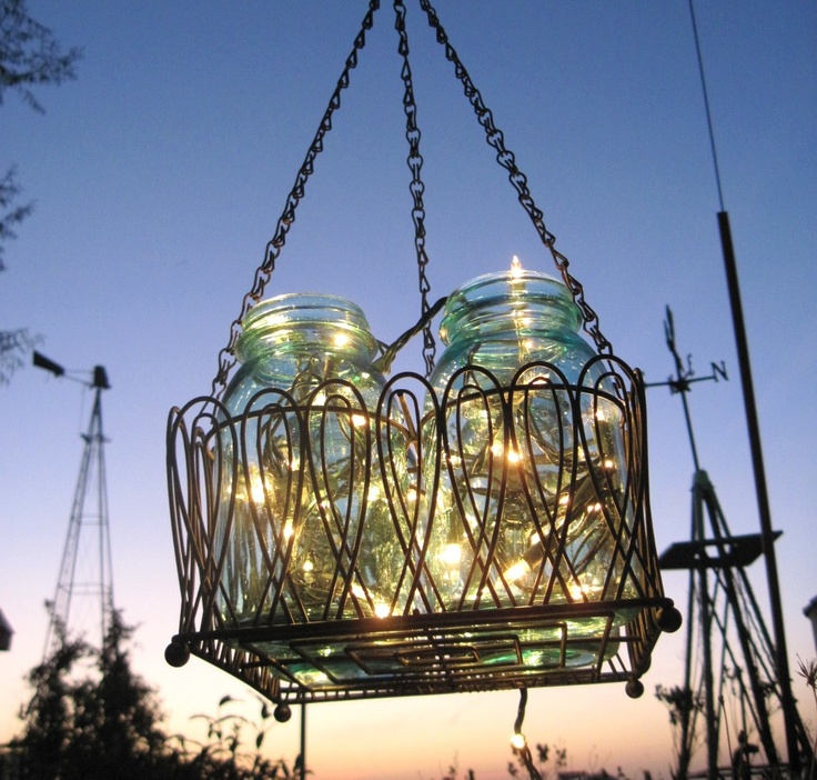 33 best shabby chic images on pinterest cool ideas barn for Rustic outdoor chandelier