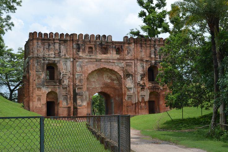 gaur gate