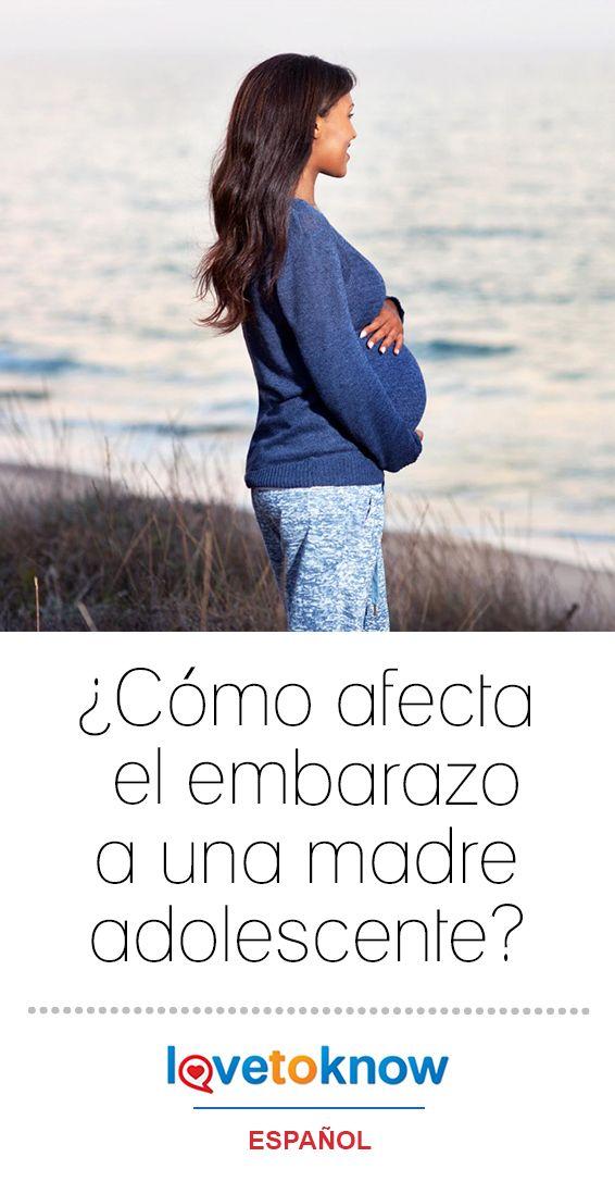 Como Afecta El Embarazo A Una Madre Adolescente Con Imagenes