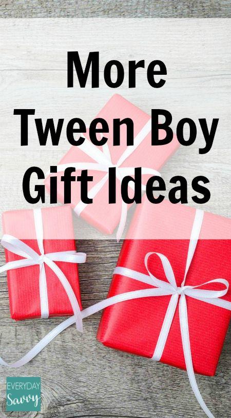 Super Fun Tween Boy Gift Ideas – Nichole Wright