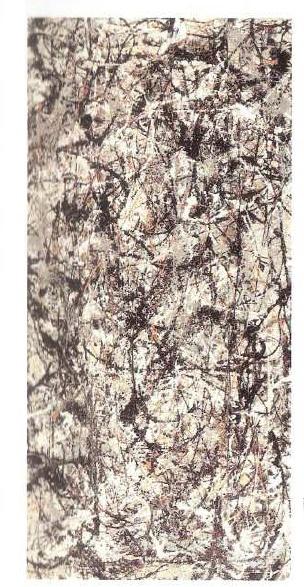 12.Jackson Pollok. Catedral. Texas