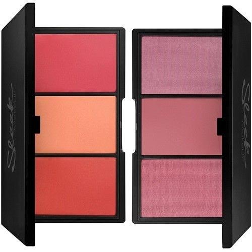 2 nouvelles palettes Blush by 3 de Sleek MakeUp (15 janvier 2014) Californ.I.A (Surf, New Port Beach et OC) Pink Lemonade (Icing Sugar, Macaroon et Pink Mint)