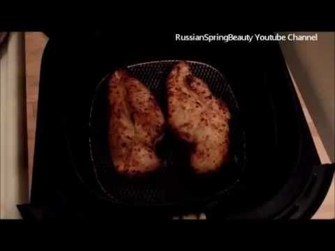 Cooking Chicken Breast In The Airfryer Recipe Air