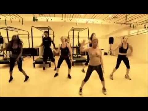 Tracy Anderson 45min cardio Part 2/3
