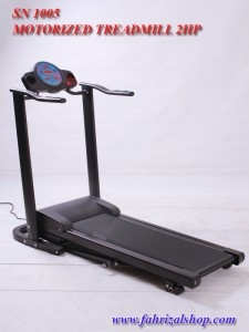 MOTORIZED TREADMILL SN 1005
