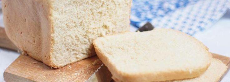 Podstawowy chleb z maszyny przepis