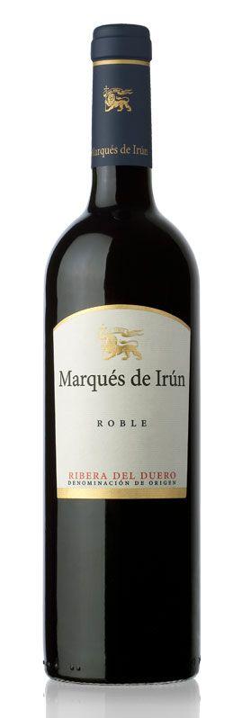 Marqués de Irún Roble 2010