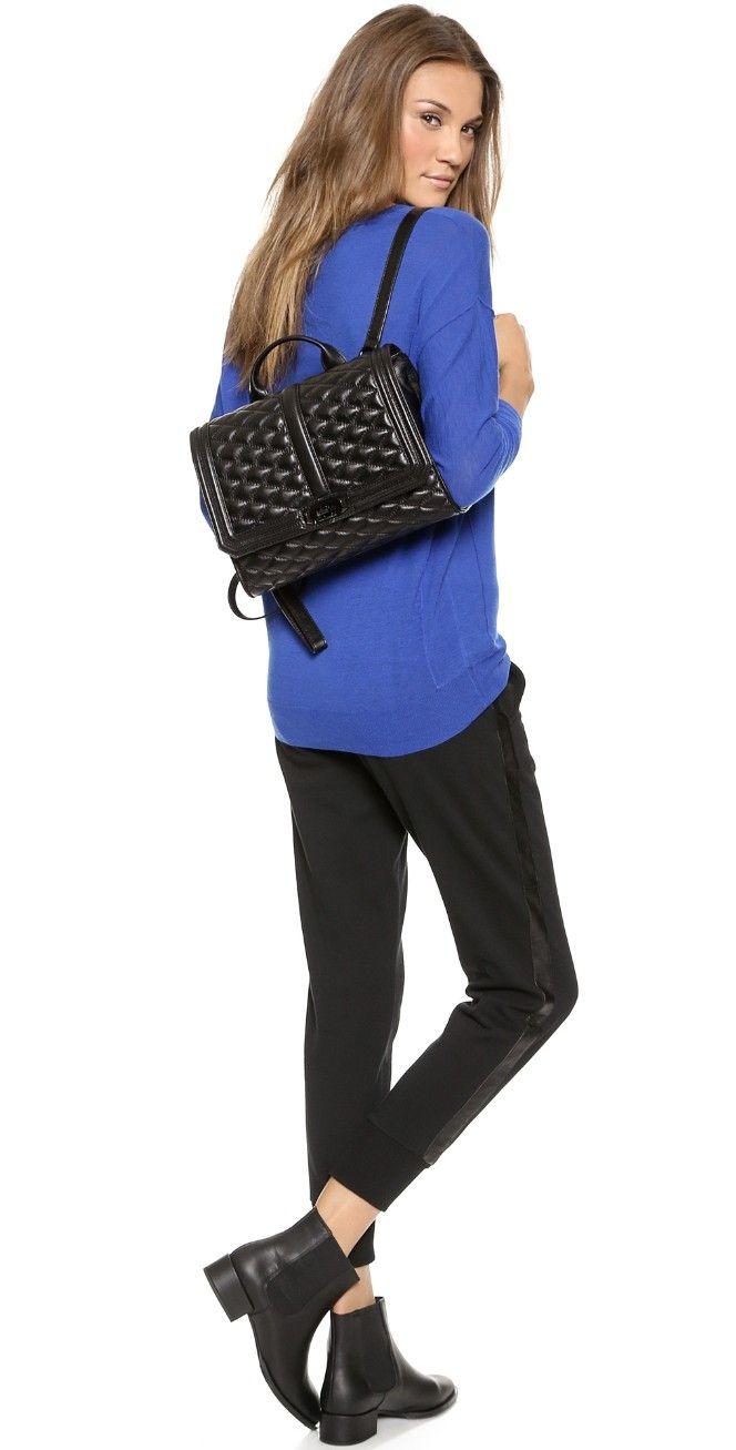 Rebecca Minkoff Love Backpack | SHOPBOP