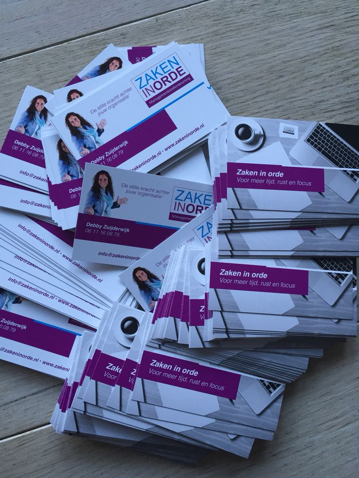 """#Visitekaartjes ontworpen voor @Zakeninorde  """"Blij met mijn nieuwe kaartjes @suededesign"""""""