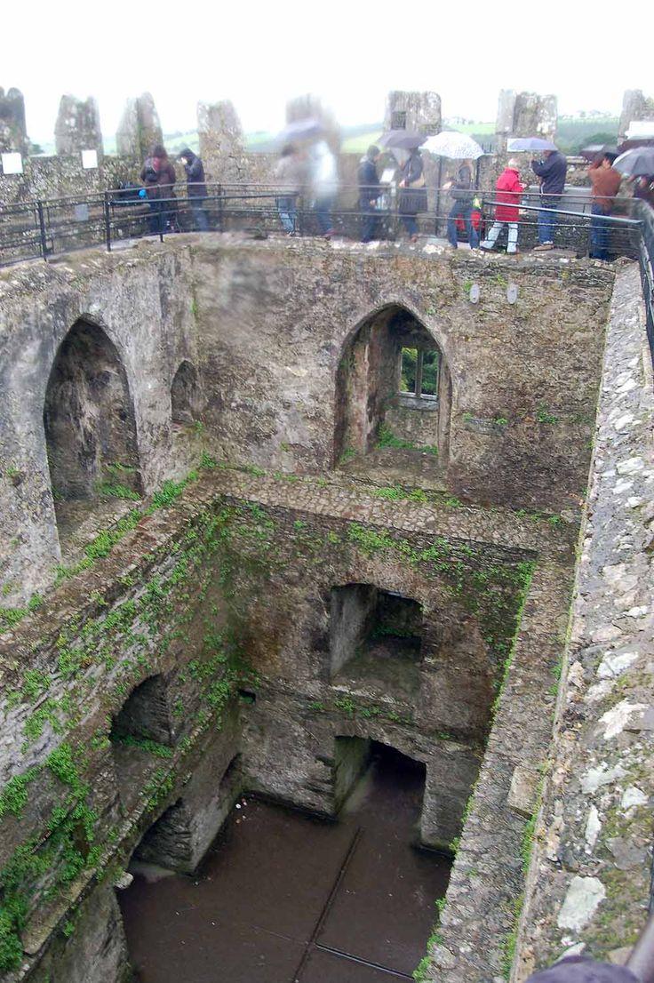 Blarney Castle - kissed the Blarney Stone - Ireland