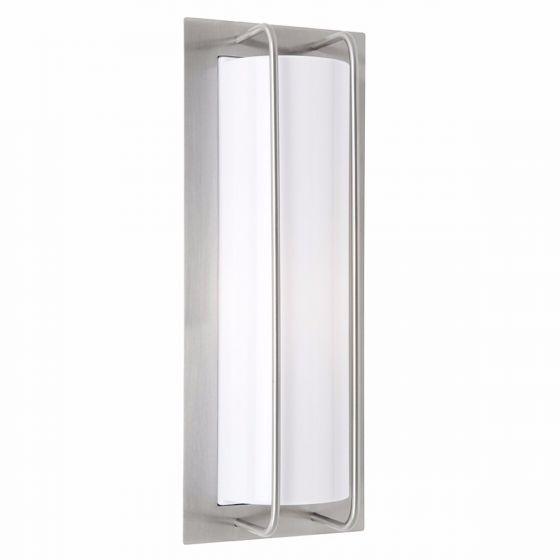 Cougar Lighting Jika Exterior Wall Light - 304 Stainless Steel