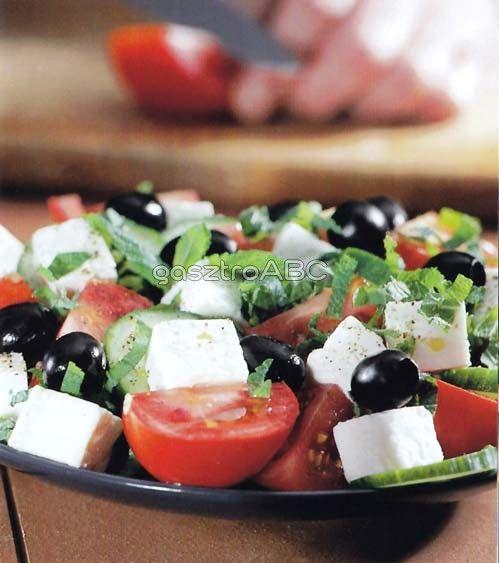 Görög saláta | Receptek