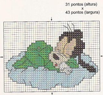 Cross Stitch *@* Disney