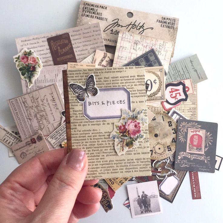 "The Tim Holtz ephemera pack I bought the other day had so many tiny pieces. I couldn't think but making a mini ephemera folder using them. Please enjoy the ""mini world"" by sliding the pics.  先日買ったティムホルツのエファメラパック。 思いの外、小さいのがいっぱい入っててビックリ。他に使い道が思い当たらないので、ミニファイルに使ってみました。写真をスライドして、ミニの世界をお楽しみ下さい。 #timholtz #timholtzideaology #haul  #crafthaul #craftygirl #crafthaul #ephemera #flipbook #collage #scrapbook #scrapbooking #ティムホルツ #購入品 #素材 #paperpack #papercraft #paperaddict #papercrafts #コラージュ…"