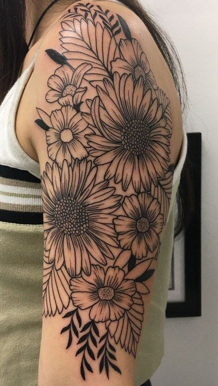 Wildflower Tattoo (20)