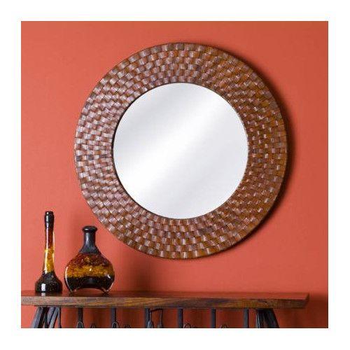 Found It At Wayfair   Cardington Round Wall Mirror