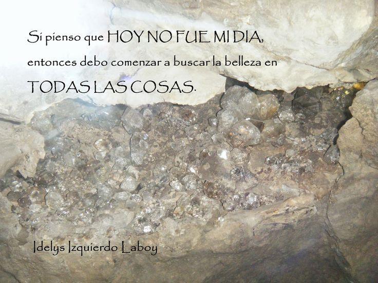 esmeraldapoesía Poeta Idelys Izquierdo Laboy: Pensamientos cortos para reflexionar y meditar. Au...