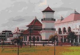 Masjid Agung Palembang, Indonesia