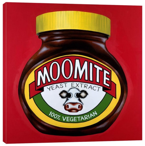 Moomite by Caroline Shotton. One day this will hang in my kitchen!