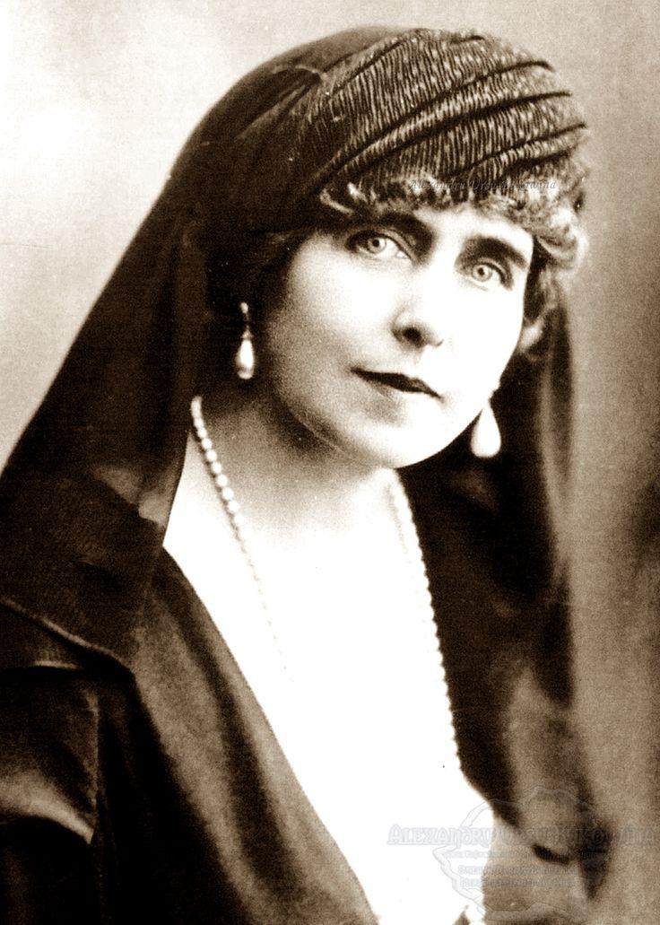 Königin Marie von Rumänien. La reine de Roumanie. Reino de Rumanía. La Regina di Romania.