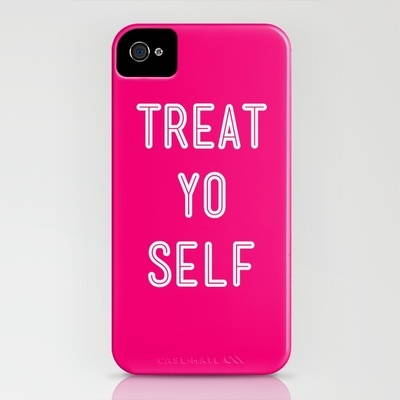 Massages, mimosas, fine leather goods, iPhone cases