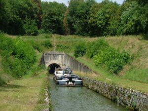 tig tunnels in Frankrijk