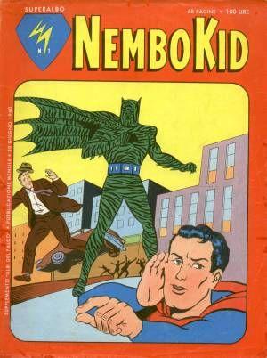 Nembo Kid anni 50/60
