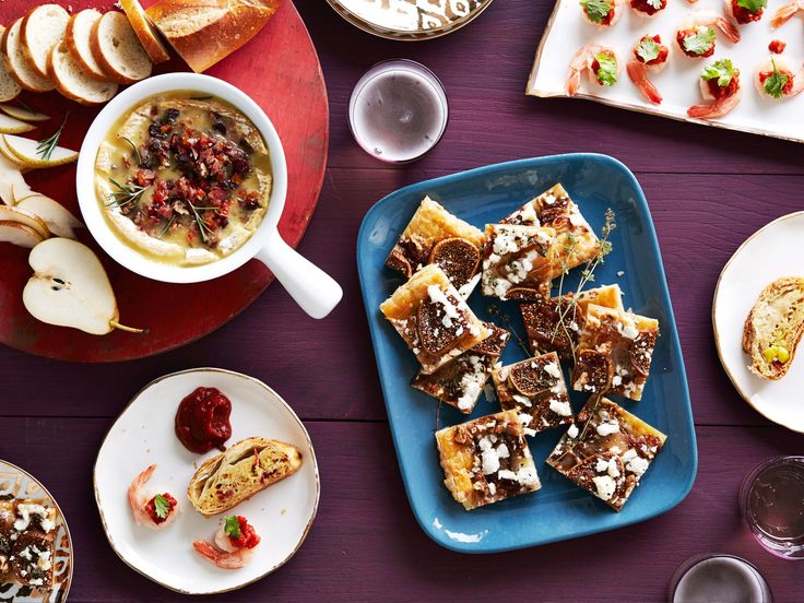 Your Favorite Ingredients, Many Ways : These staple holiday ingredients are a lot more versatile than you might think. Go beyond shrimp cocktail and turn these store-bought items into fun holiday appetizers.