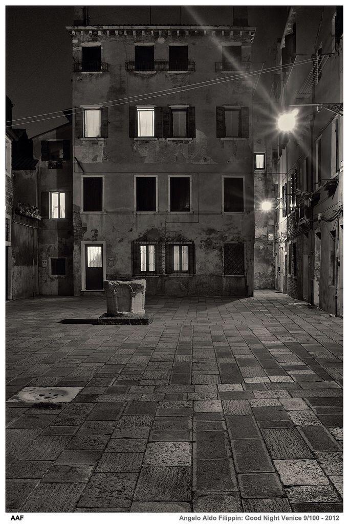 Good Night Venice 9/100 - 2012
