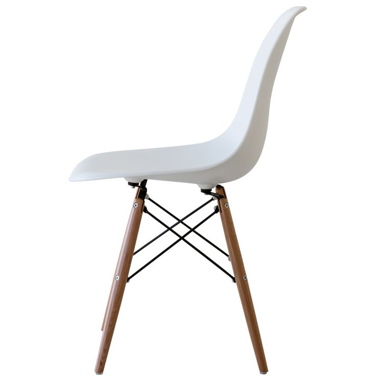 Inspired by Charles and Ray Eames for their modern yet simplistic designs, the Charles chair is a classic accent chair with retro simplicity. Each of these contemporary chairs is made from durable polypropylene plastic with an ergonomically shaped and curved …