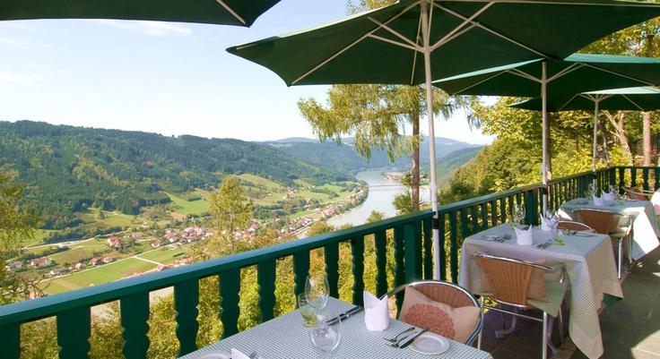 Landhotel Falkner - high above the Danube    http://www.austria.info/us/discover-austria#fullscreen
