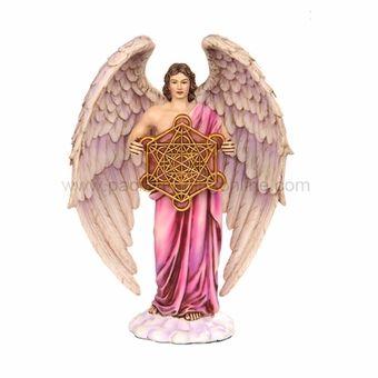 Metatron Angel Statue: Angel Gifts: FairyGlen.com