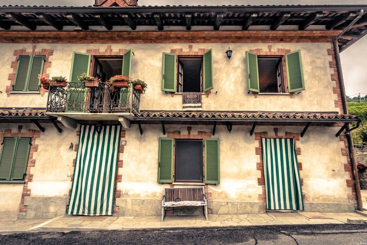 la casa dalle persiane verdi