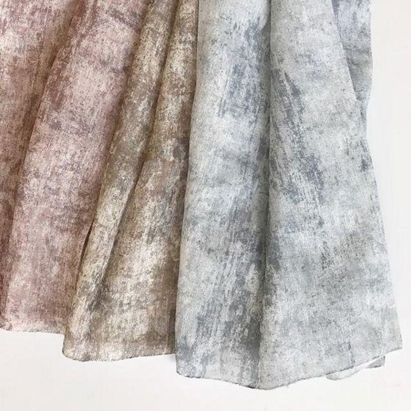 Painterly Semi Sheers in Effect 〰️ . . . #drapery #sheers #window #interiordesign #ifi #textiles #threadcountinc #latest #nowavailable #design #textiledesign