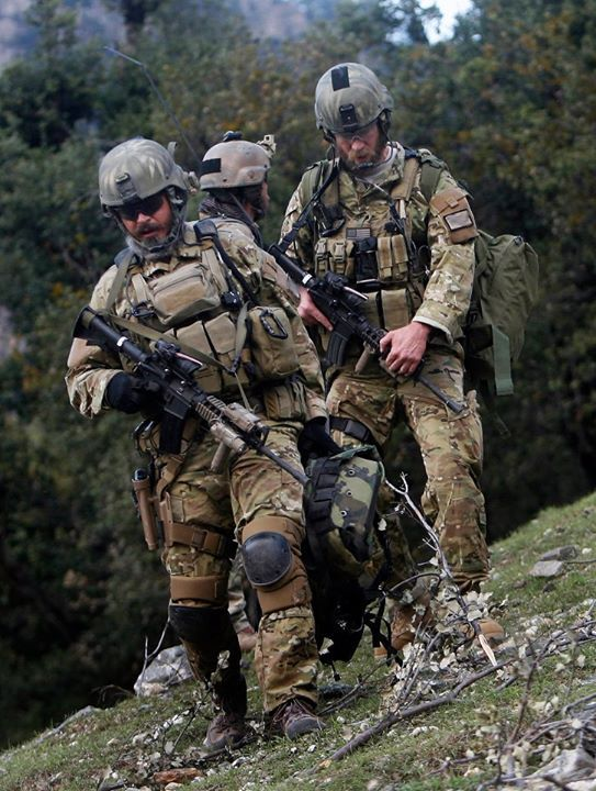 A U.S. Special Forces Green Beret Picture of the Day
