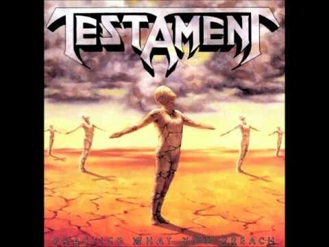 Testament - Practice What You Preach 1989