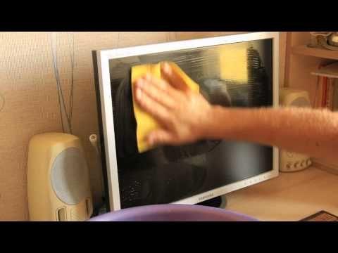 Как убрать черные пятна на мониторе ноутбука, компьютера