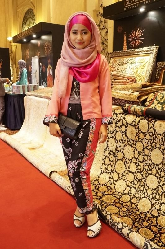 Gaya Gaul di Islamic Fashion Festival 2013   Plasa MSN Aquila Style : Shea Rasol   Kanal Gaya Hidup PlasaMSN