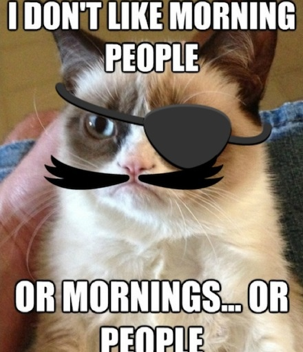 #Colorized #Grumpy #Morning #Meme  Make your own meme at http://colorized.by