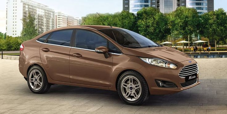 #Ford #Fiesta, Command the road with contemporary, sleek lines and bold attitude