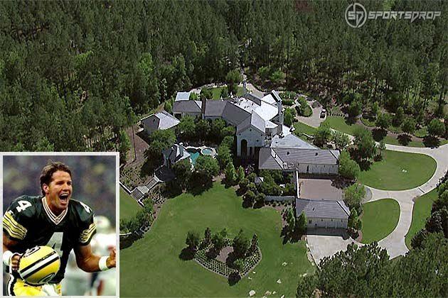 Brett Favre House