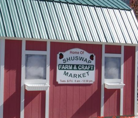Shuswap Farm and Craft Market, Salmon Arm, BC