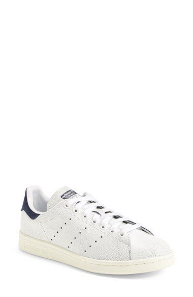 adidas stan smith premium white grey moroccan pattern sheer fabric