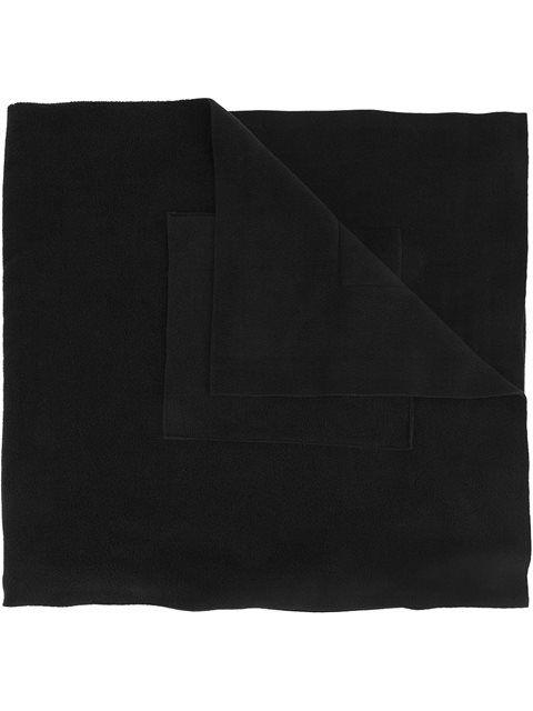 HARRIS WHARF LONDON pocket scarf. #harriswharflondon #口袋围巾