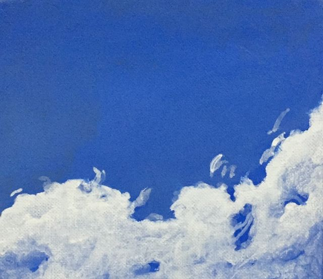 Evgeny Gorokhovsky, Heavenly patterns, 2011 year