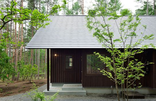 森の私空間 | 三井の森 別荘建築