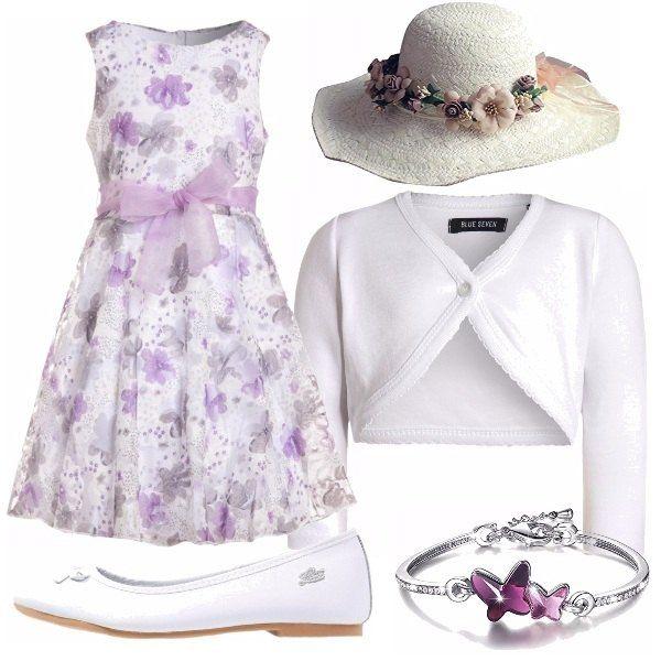 Abiti Eleganti X Bambina.Un Outfit Pensato Per Una Bambina Di 10 Anni Elegante E Dai