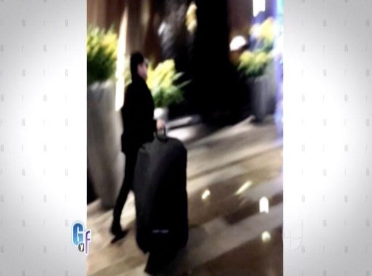 Mira Lo Que Le Pasó A Luis Miguel Cuando Lo Descubrieron Escondido En Un Hotel